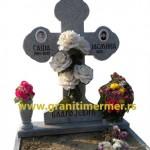 spomenici u obliku krsta od granita i mermera kamenorezac Anastasijevic i sinovi Surcin Novi Beograd