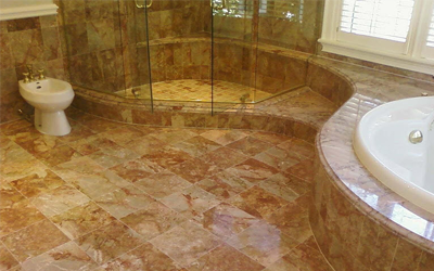 Kupatila od mermera i granita Kamenorezac Beograd